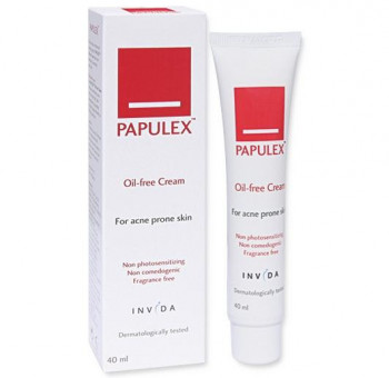 Papulex TM Oil-free Cream - O2 Skin