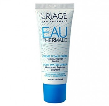 Uriage Light Water Cream 40ml - O2 Skin